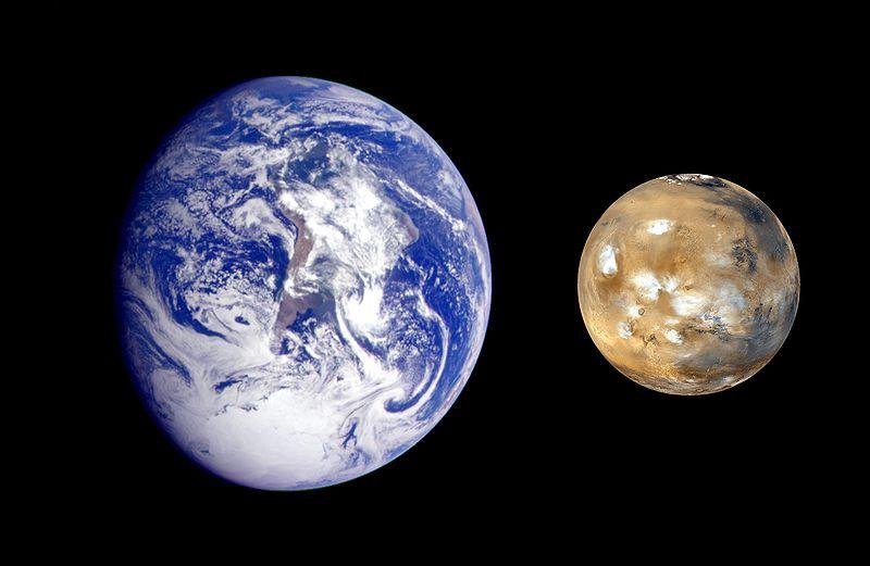MARS - Människans nya hem? - DIGITALT