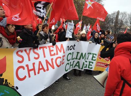 Klimatrörelsen - i skuggan av apokalypsen