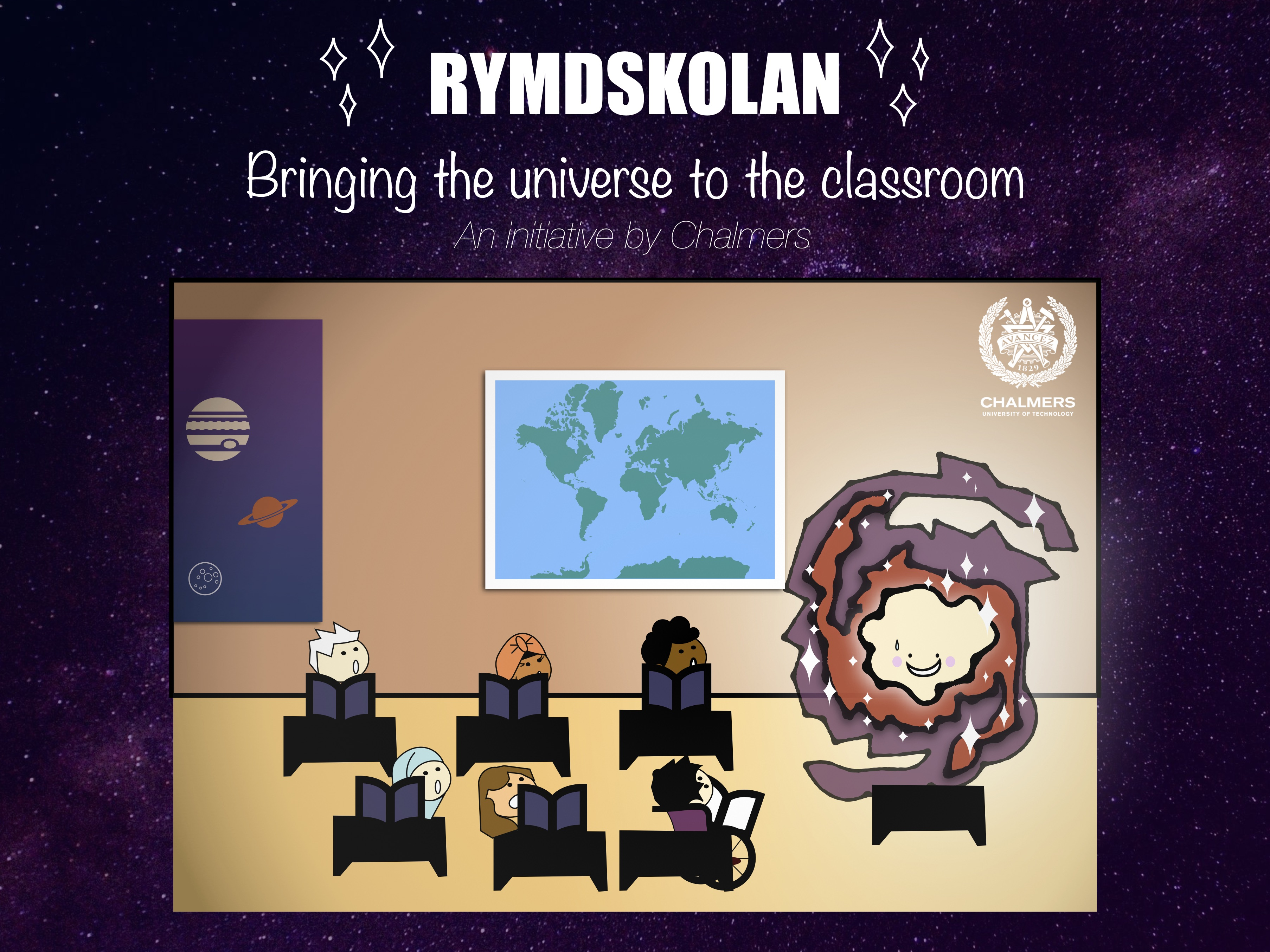 Bringing the Universe to the Classroom