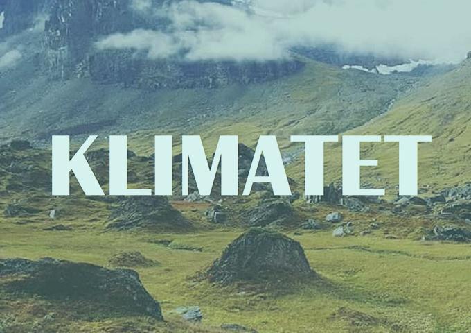 KLIMATET live-podcast