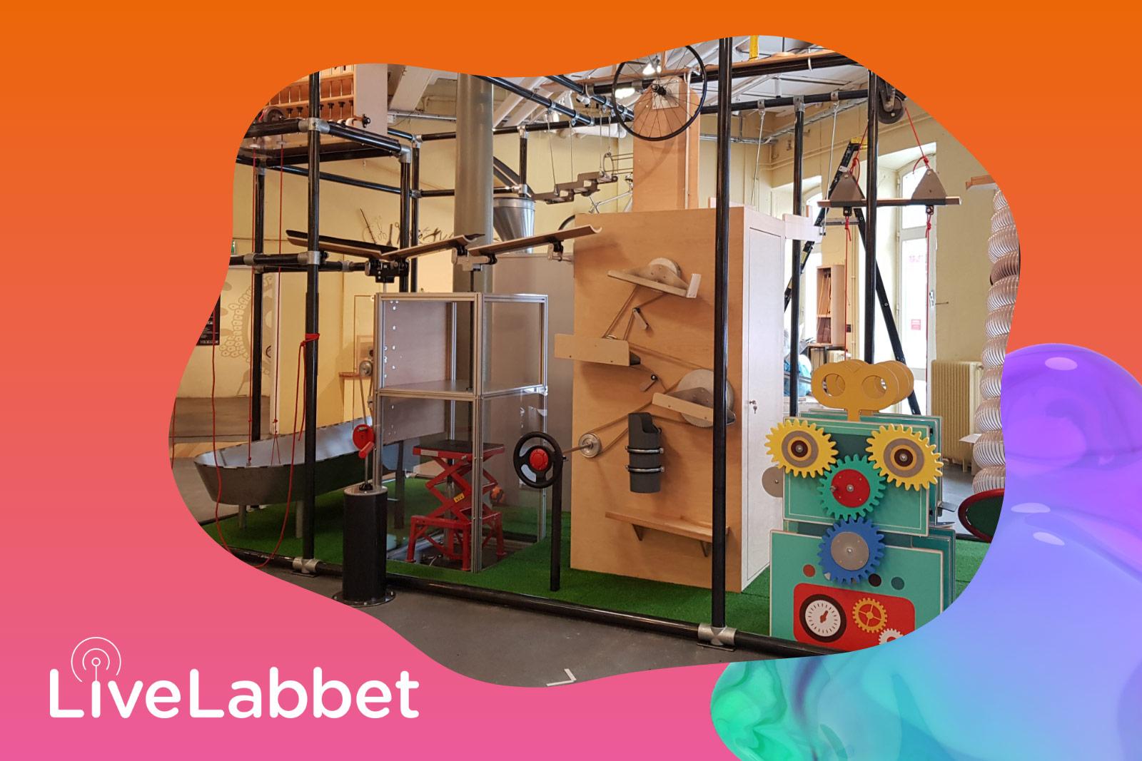 LiveLabb: Meka med mekanismer!