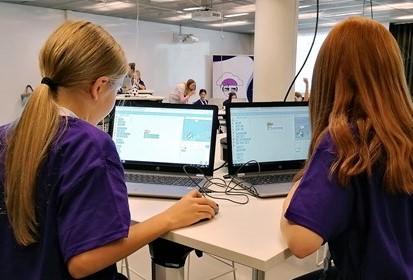Elever skapar digitala lösningar i pandemins spår (FÖR LÄRARE)