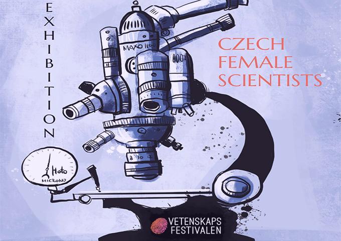 Czech Female Scientist