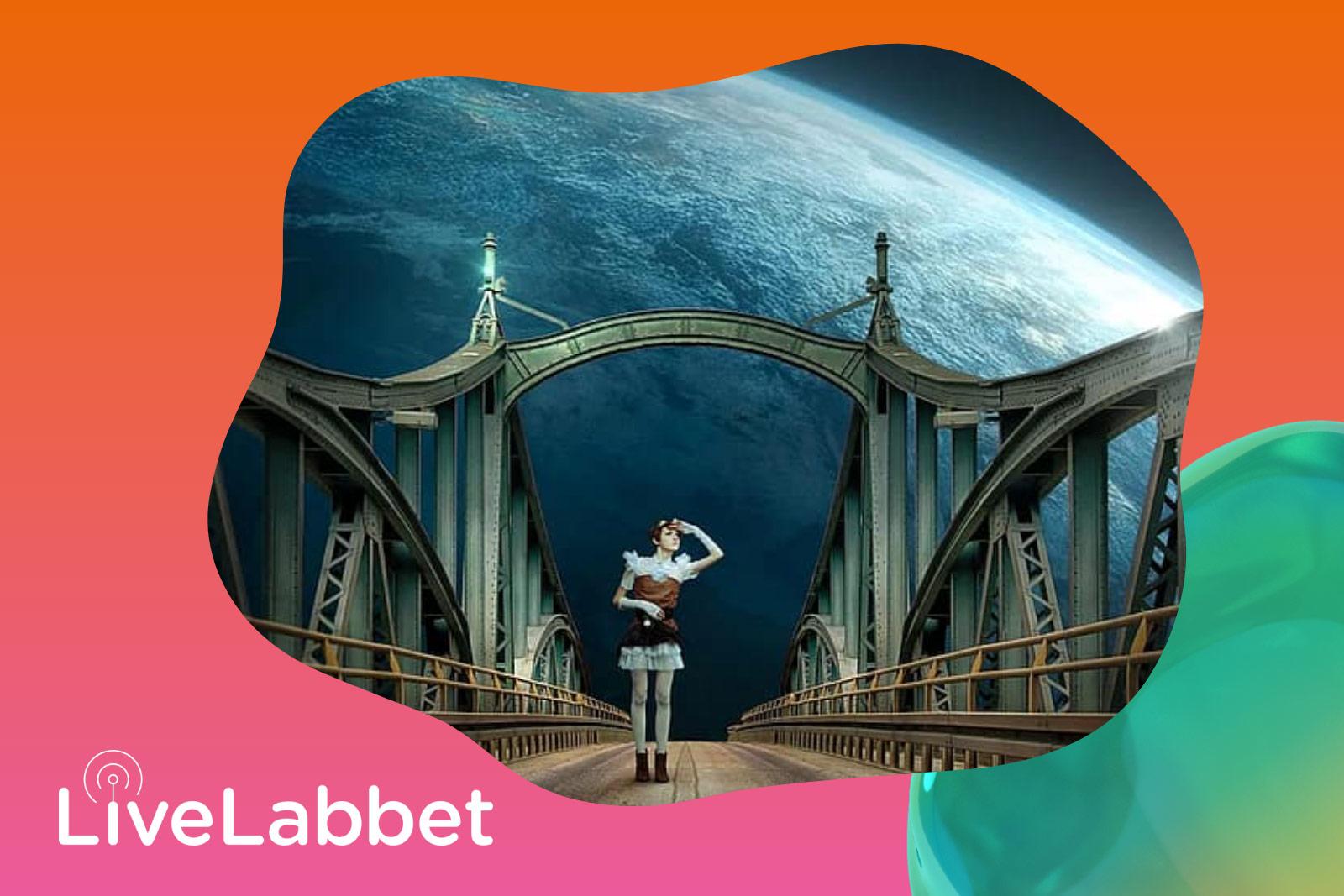 LiveLabb: Från dystopi till utopi med hjälp av dig!